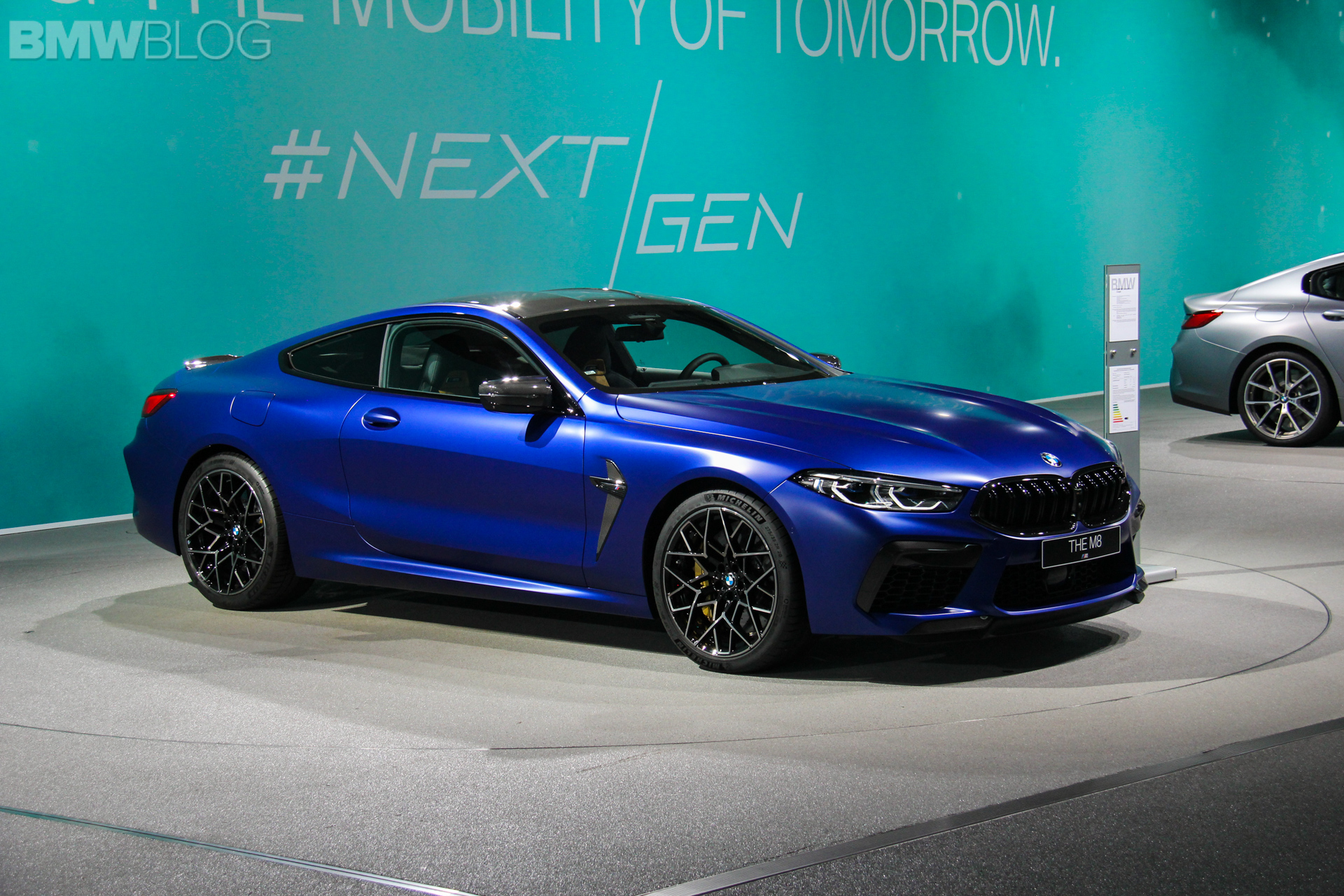 BMW M8 Coupe Convertible NextGen 38