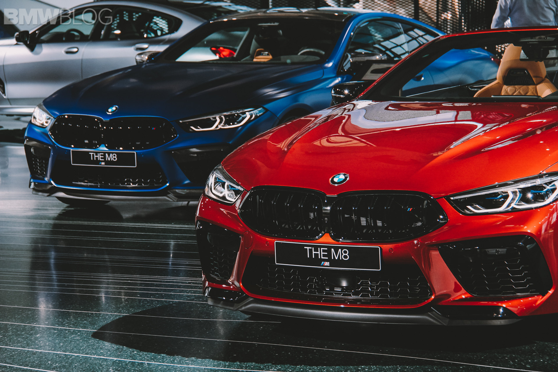 BMW M8 Coupe Convertible NextGen 61