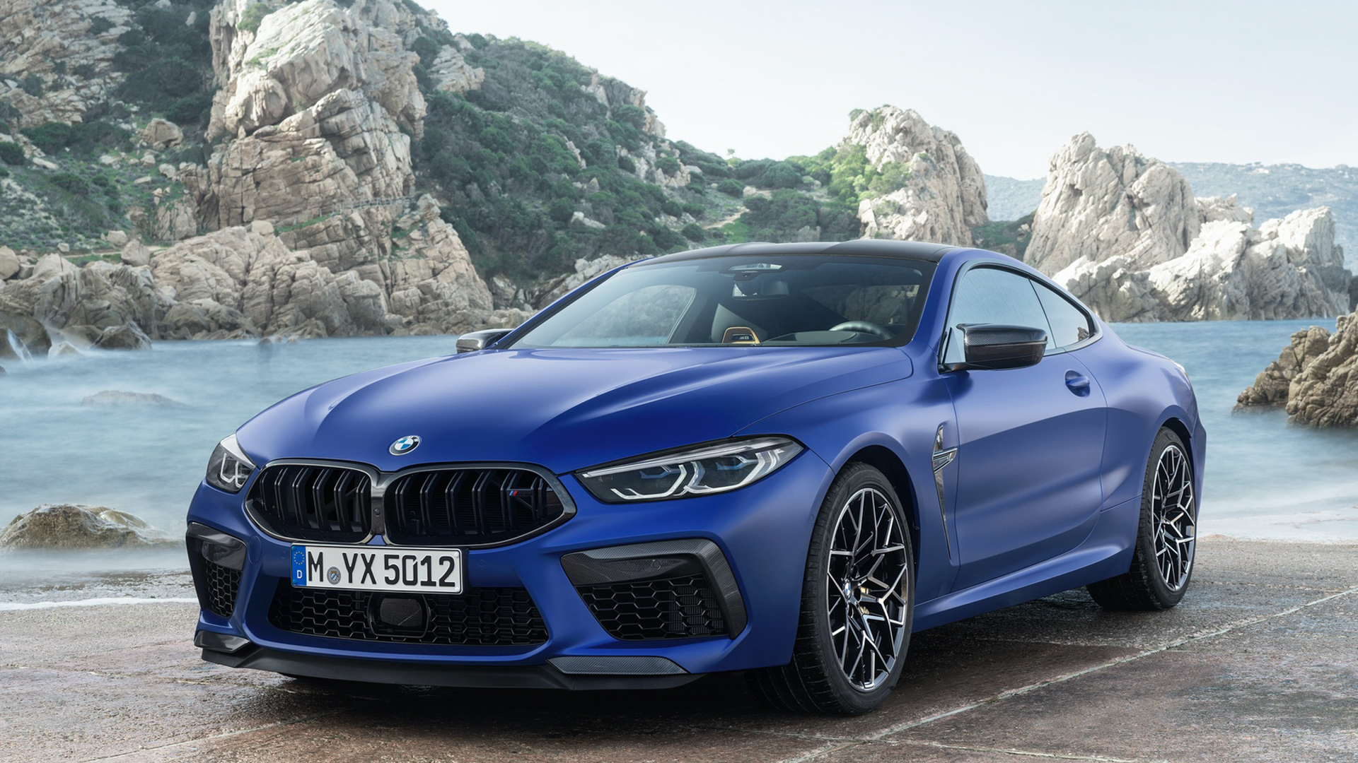 BMW M8 Coupe vs Aston Martin DBS Superleggera 7 of 9