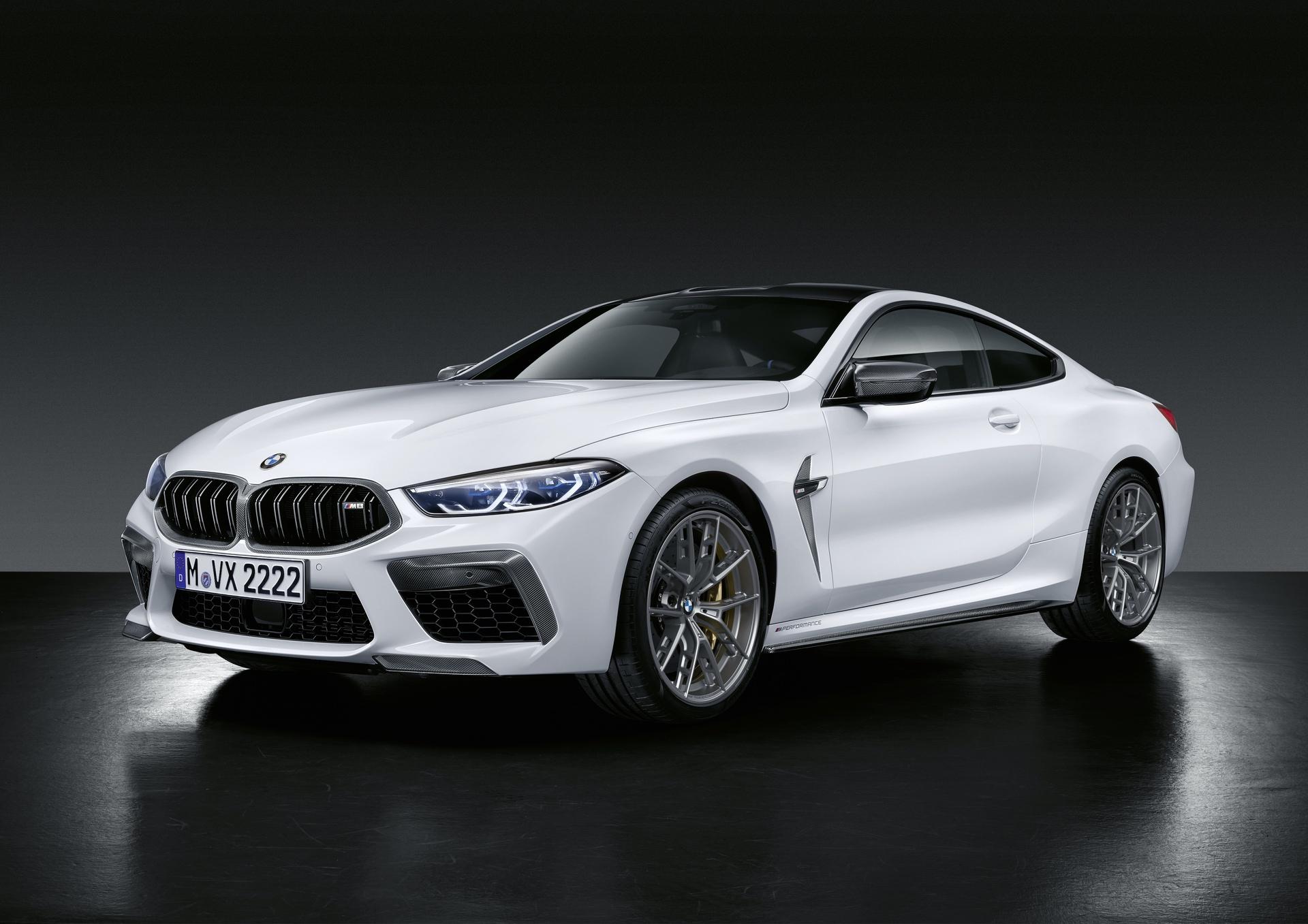 BMW M8 M Performance Parts 01