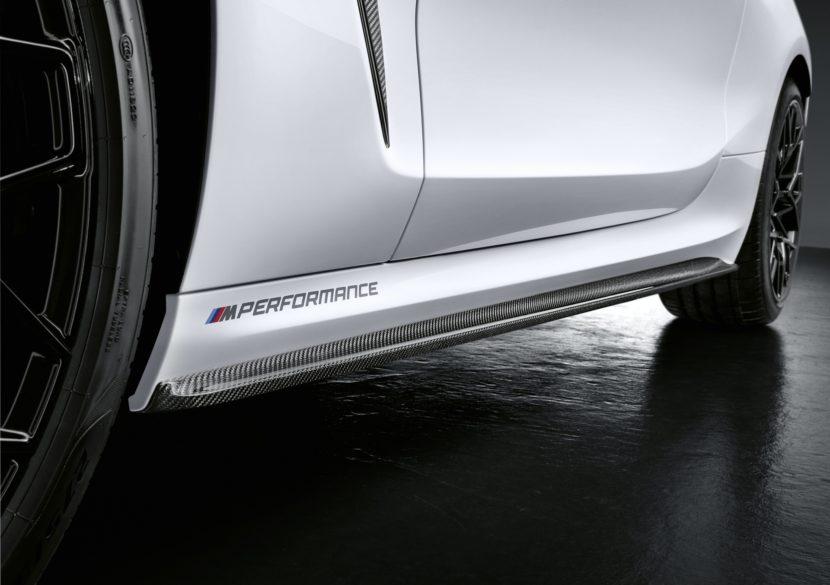 BMW M8 M Performance Parts 05 830x585