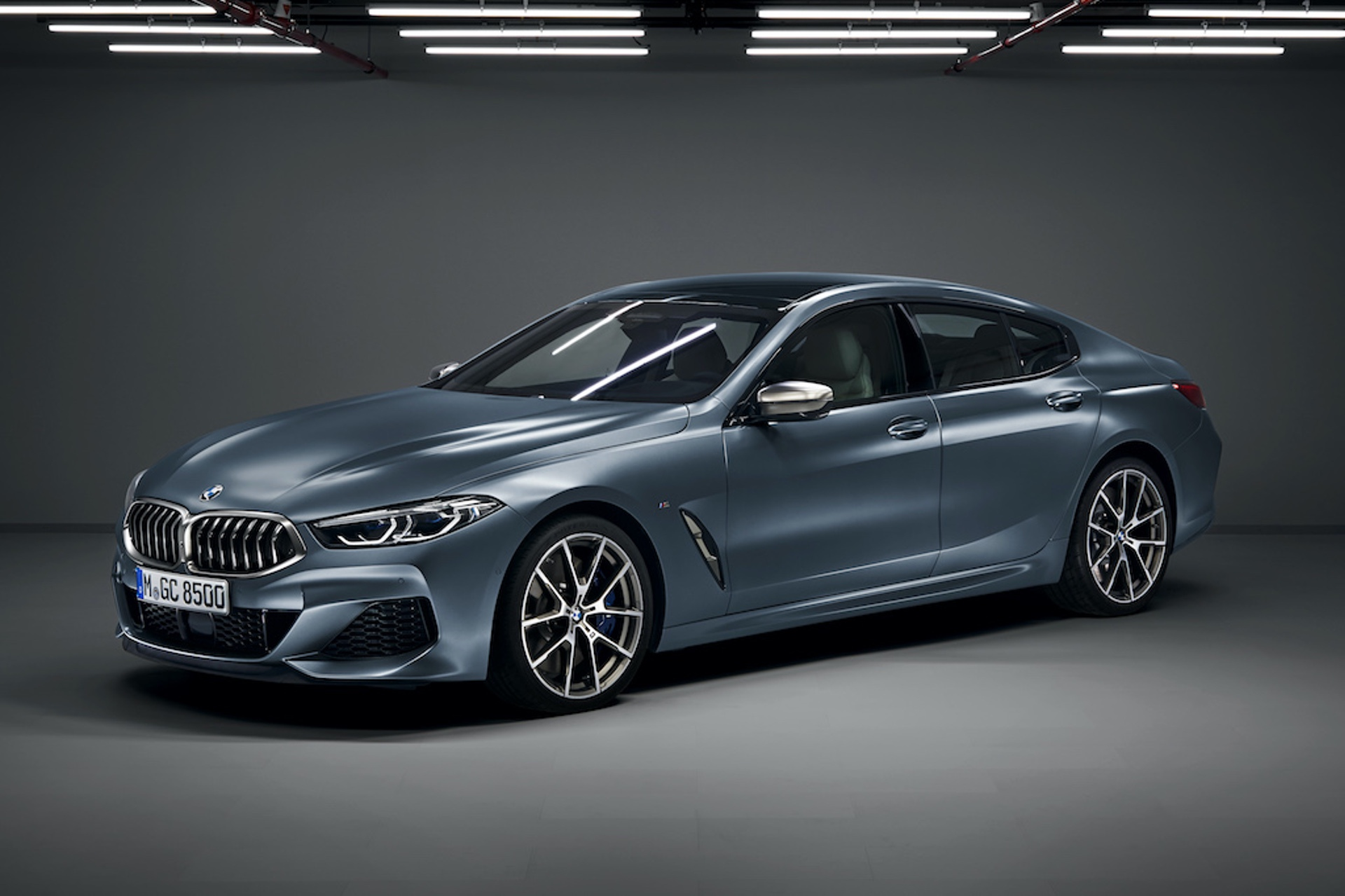 BMW M850i Gran Coupe 07
