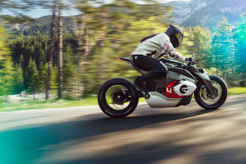 BMW Motorrad Vision DC Roadster 1 of 47 830x553