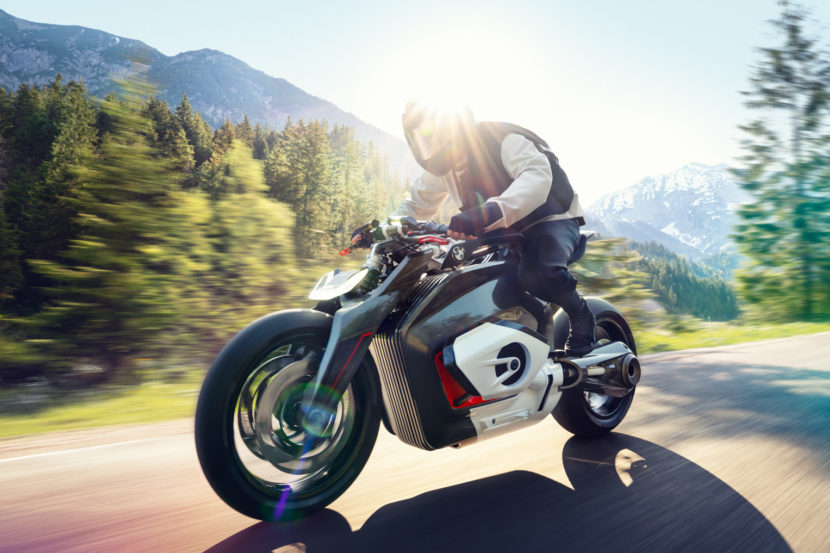 BMW Motorrad Vision DC Roadster 3 of 47 830x553