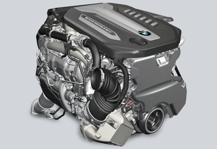 BMW Quad Turbo Diesel B57S 11