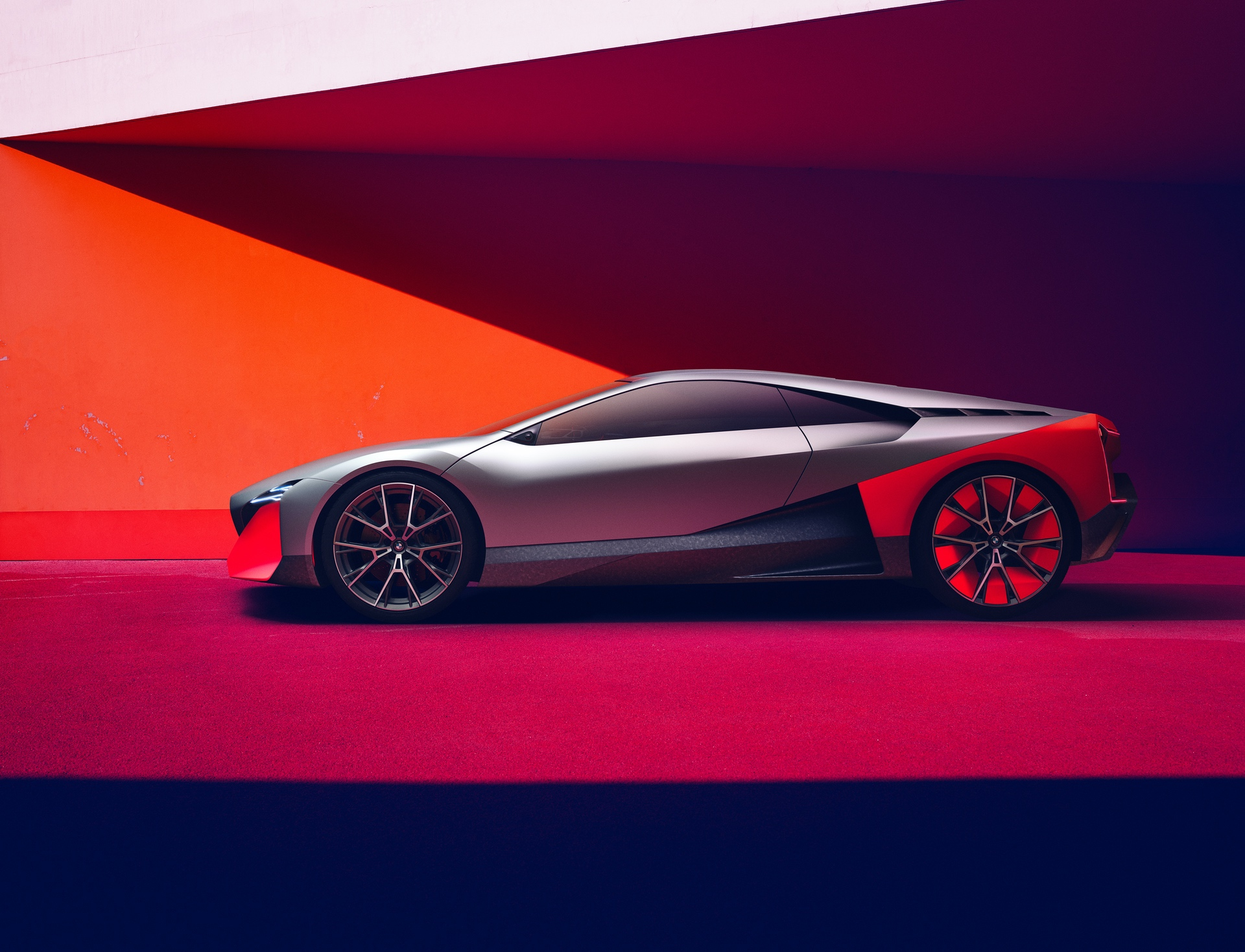 WORLD PREMIERE: The Future of Performance — The BMW Vision M Next