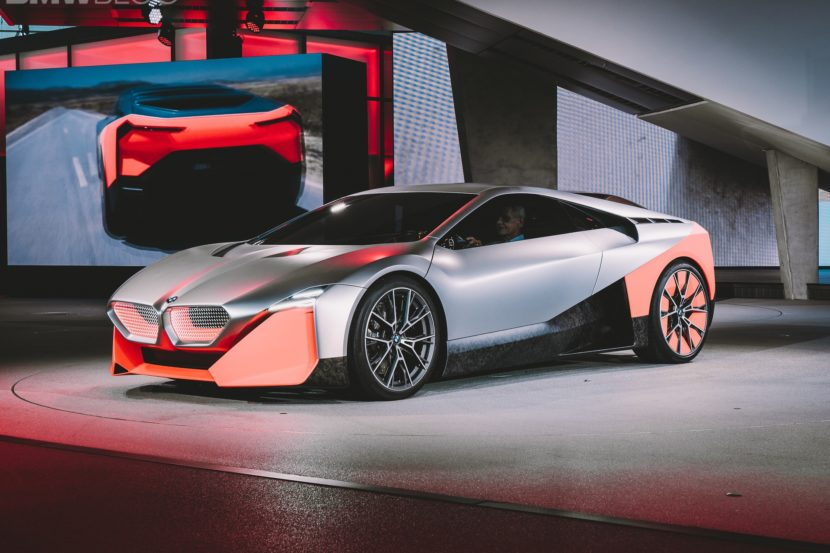 Bmw Boss Bmw Vision M Next Could Enter Production