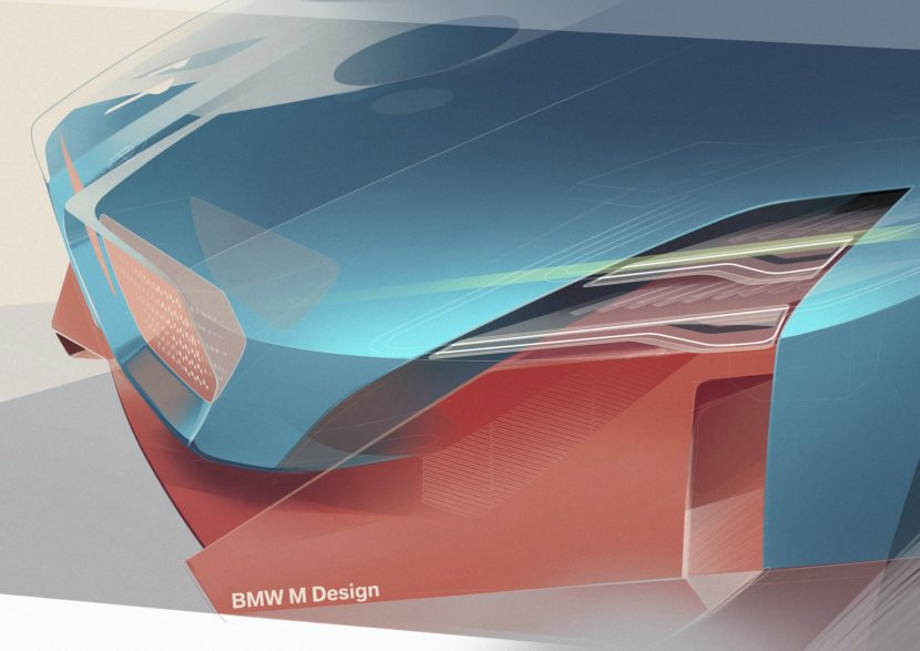 BMW Vision M Next design sketches 11 830x587