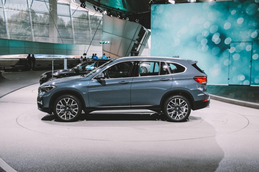 BMW X1 Facelift live photos 6 830x553
