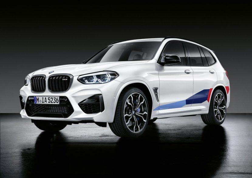BMW X3 M M X4 M Performance Parts 01 830x587