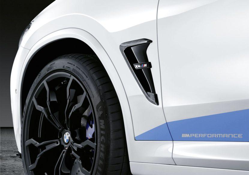 BMW X3 M M X4 M Performance Parts 07 830x585