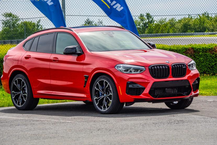 BMW X3 M X4 M 35 830x553