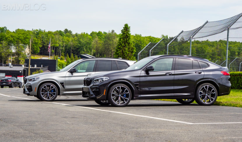 Bmw X3 M And X 4 M Competition New Photos