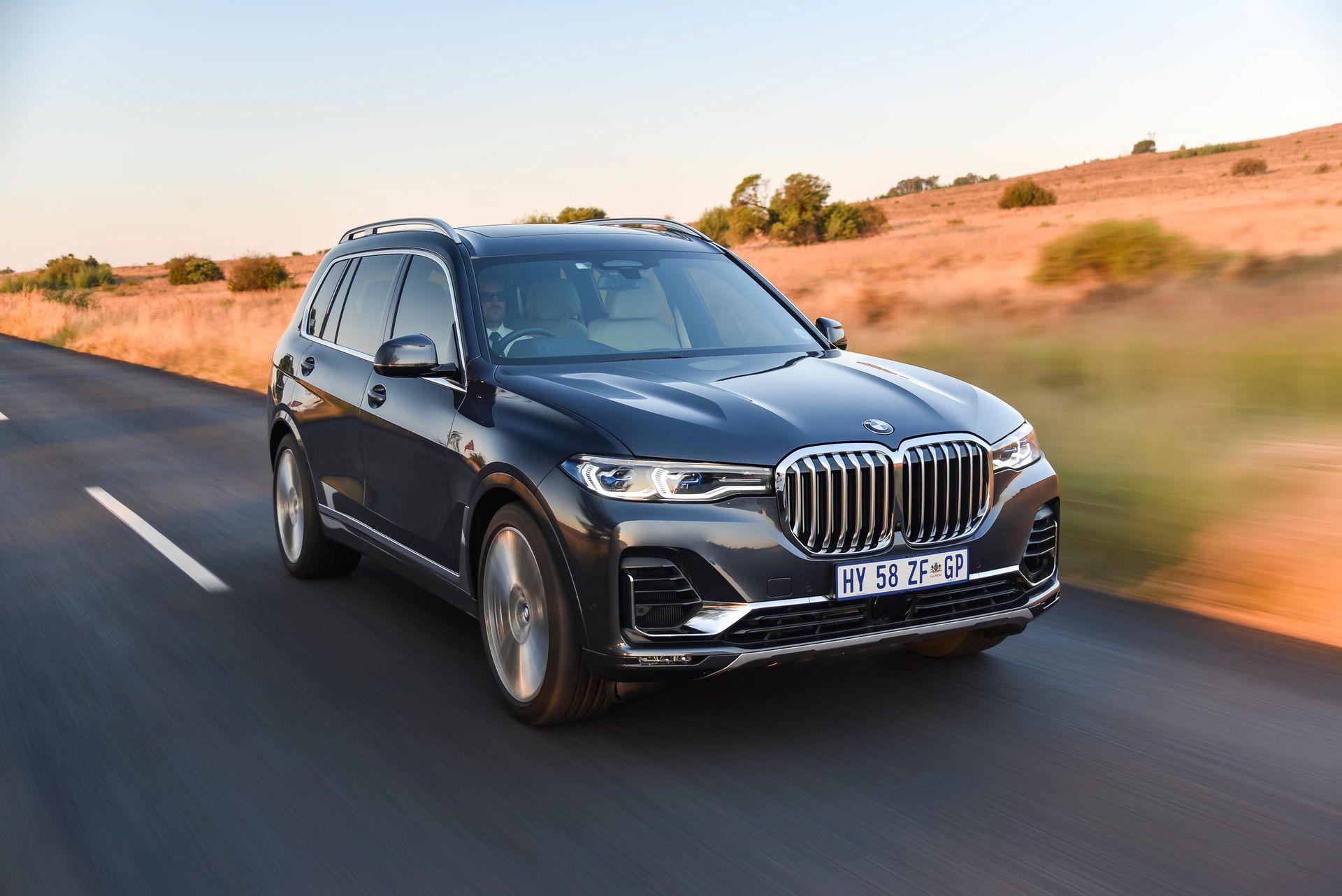 BMW X7 South Africa 40