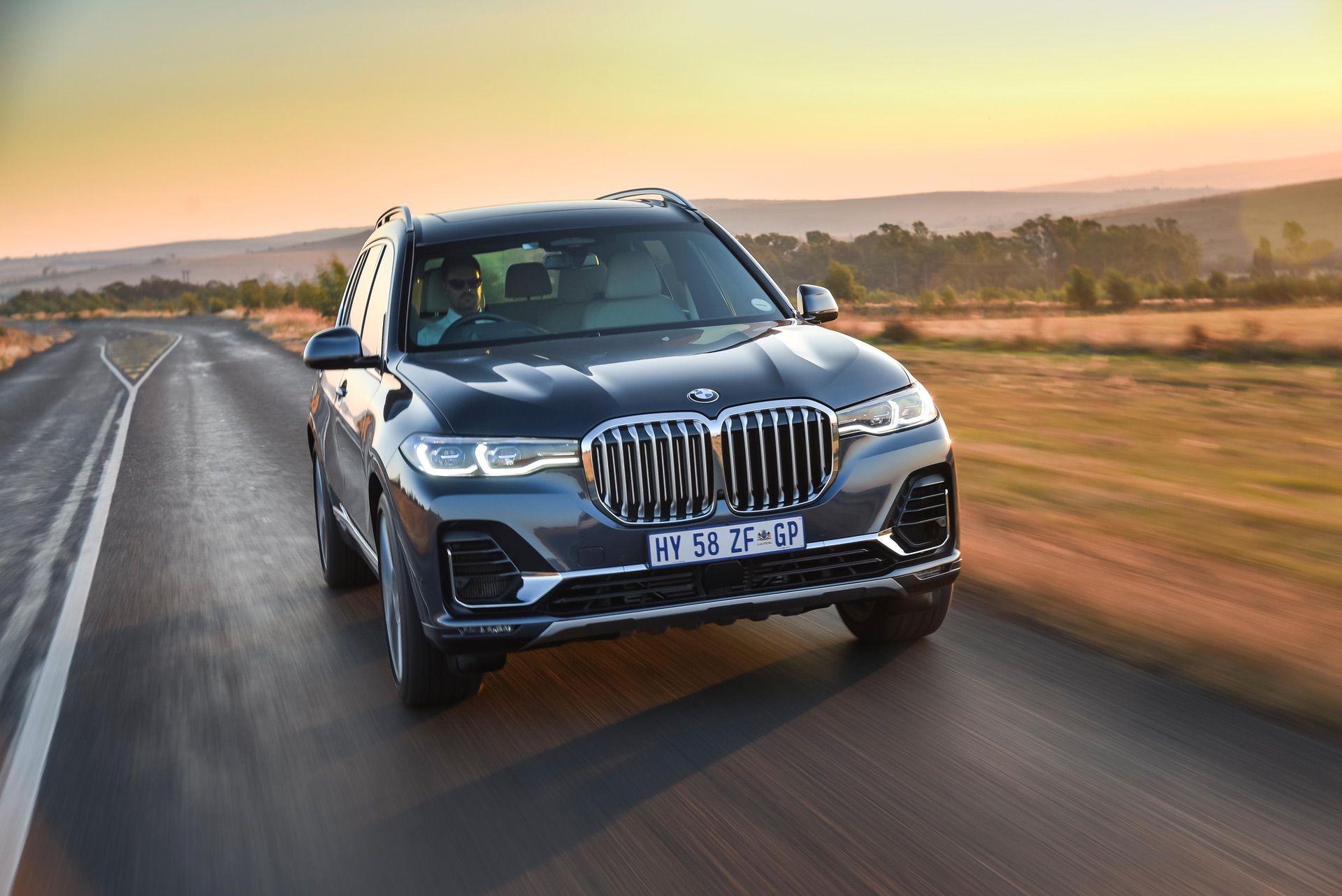 BMW X7 South Africa 45
