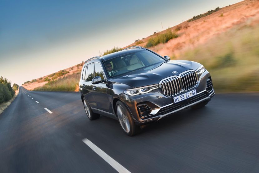 BMW X7 South Africa 58 830x553