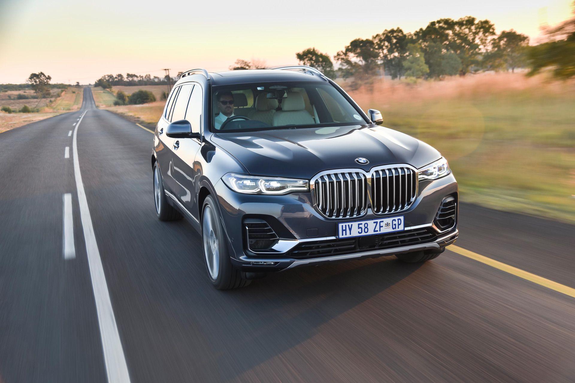 BMW X7 South Africa 65