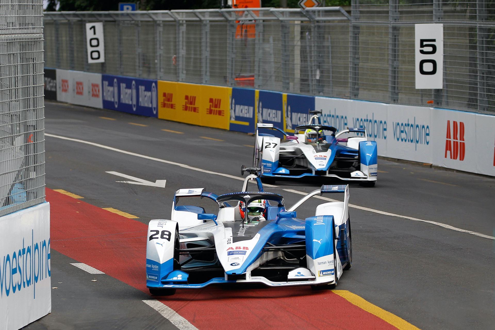 BMW i Formula E Bern 01