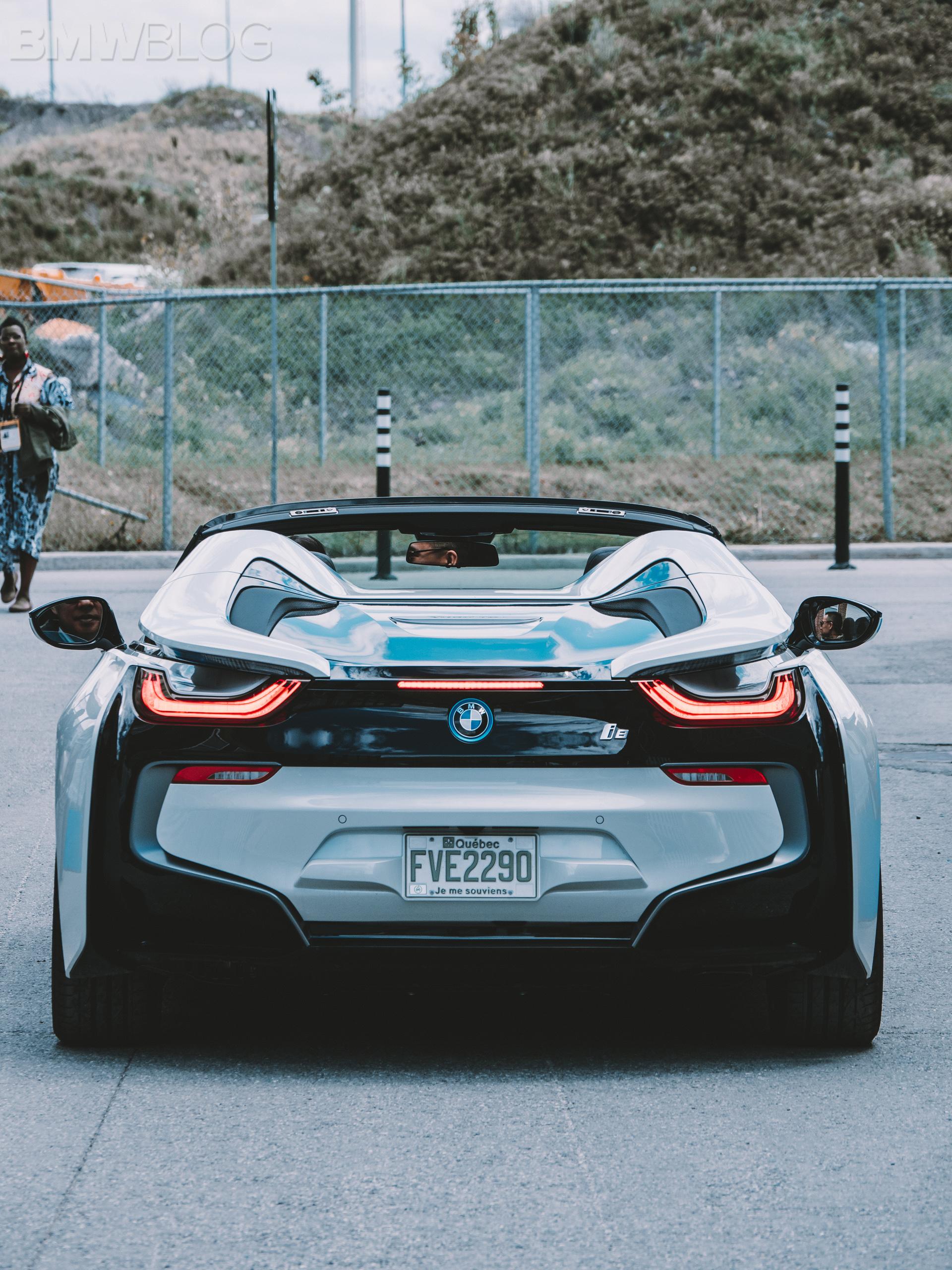 BMW i8 Roadster MovinOn 4