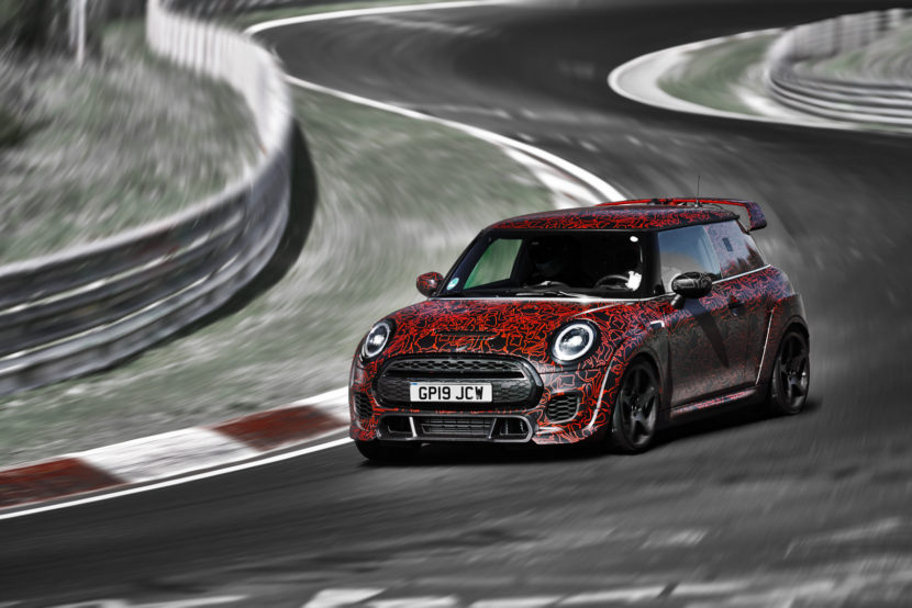 MINI John Cooper Works GP 1 of 39 830x554