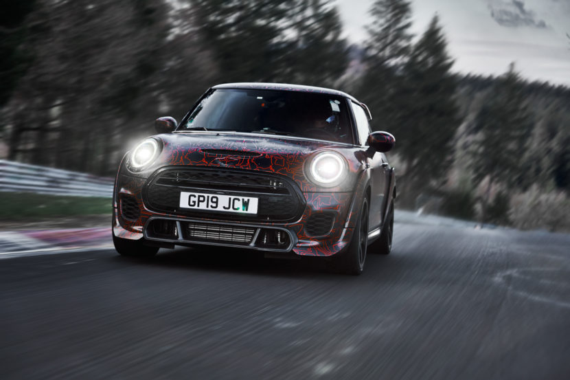 MINI John Cooper Works GP 17 of 39 830x553