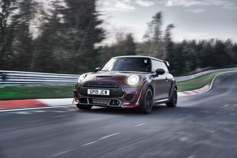 MINI John Cooper Works GP 18 of 39 830x553