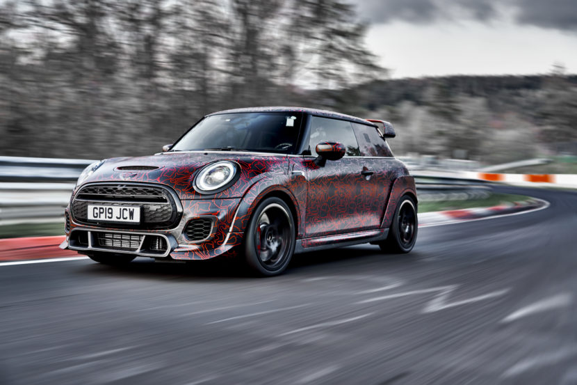 MINI John Cooper Works GP 20 of 39 830x553