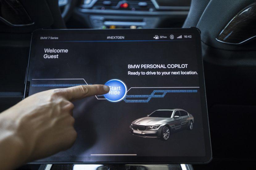 Video: Check Out BMW's Level 4 Autonomous Driving Functions