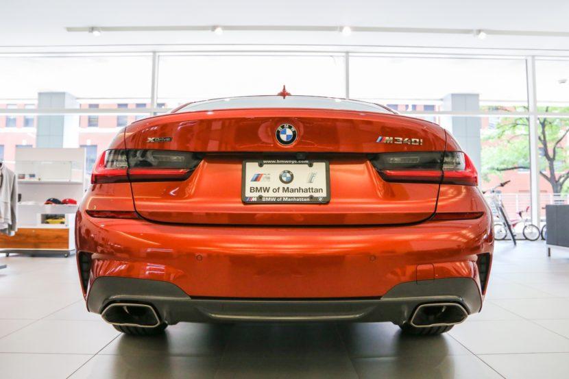 Sunset Orange BMW M340i 06 830x553