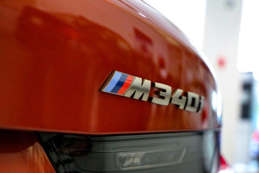 Sunset Orange BMW M340i 17 830x553