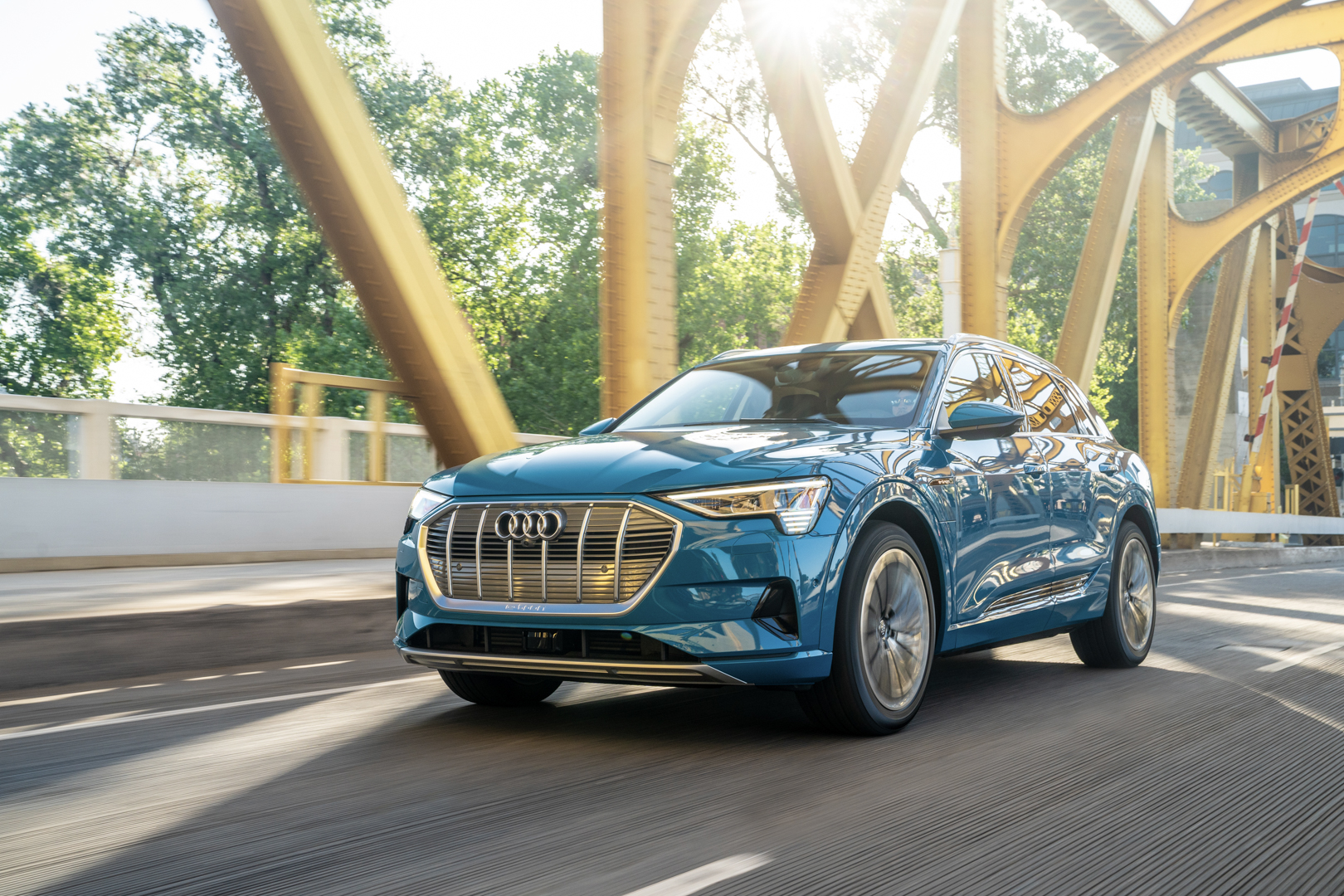 FIRST DRIVE: The Audi e-tron is an EV for Beginners