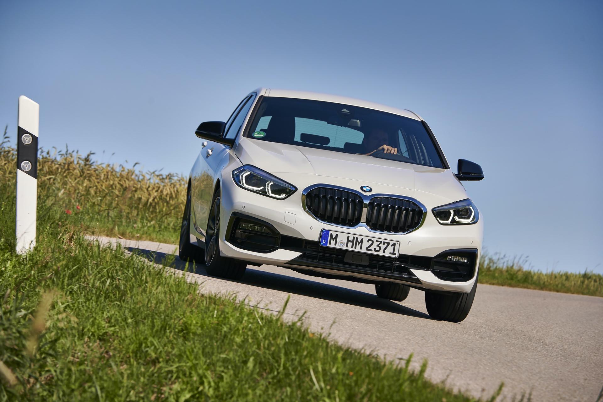 2019 BMW 118d xDrive test drive 21