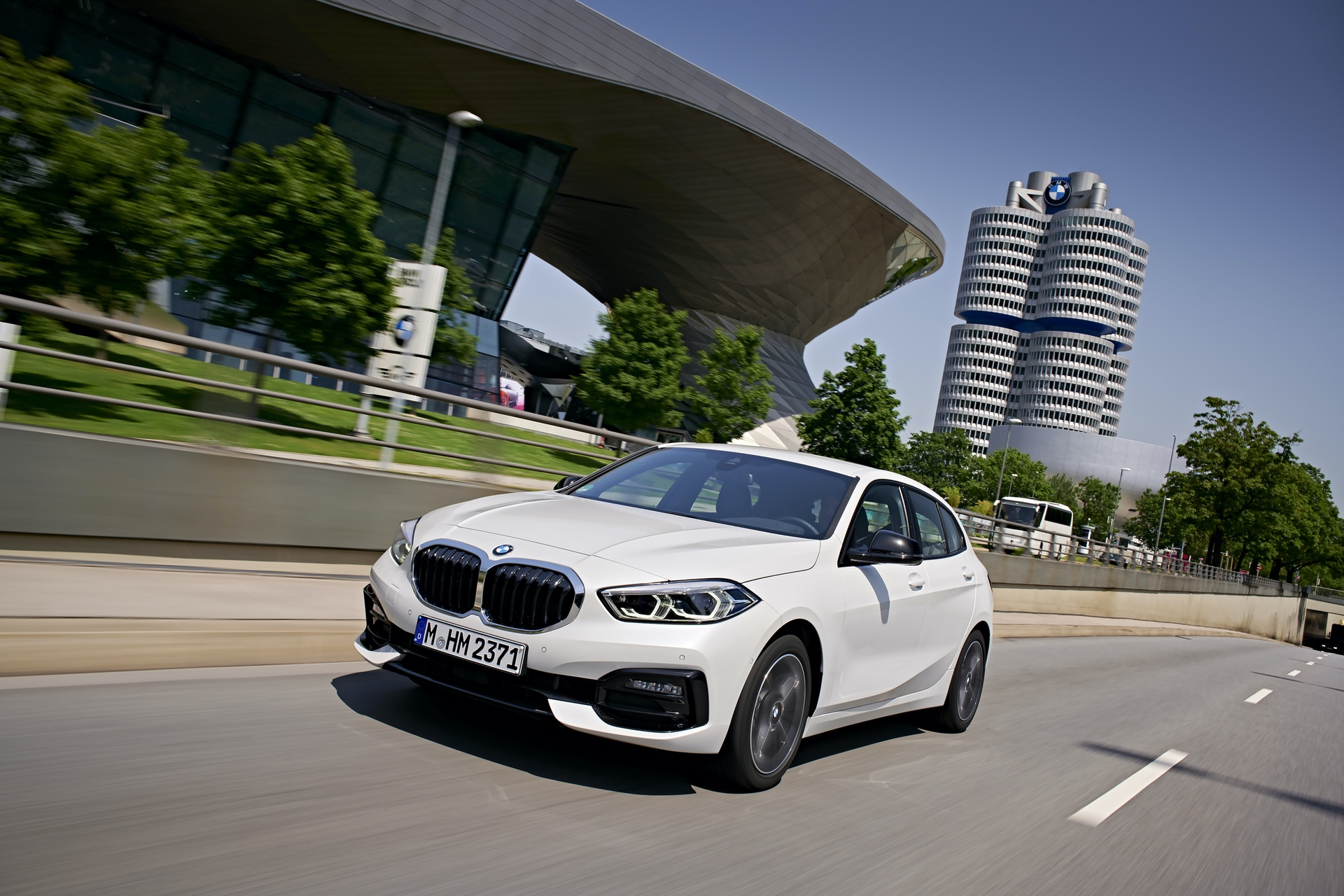 2019 BMW 118d xDrive test drive 24
