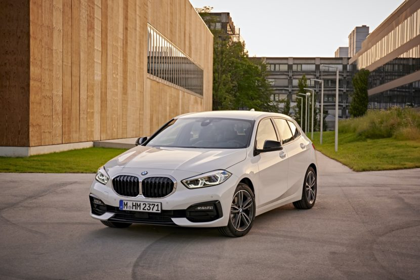 2019 BMW 118d xDrive test drive 30 830x553