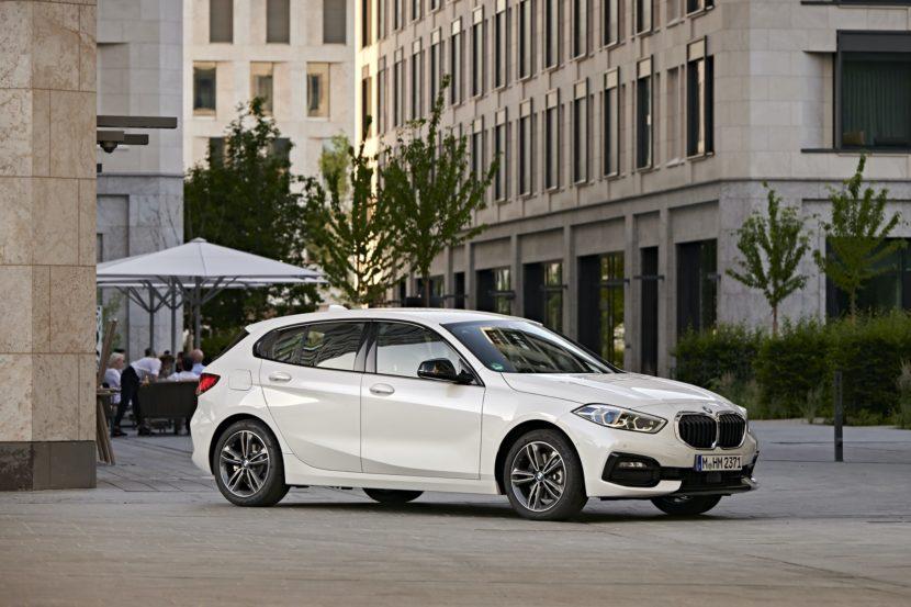 2019 BMW 118d xDrive test drive 34 830x553