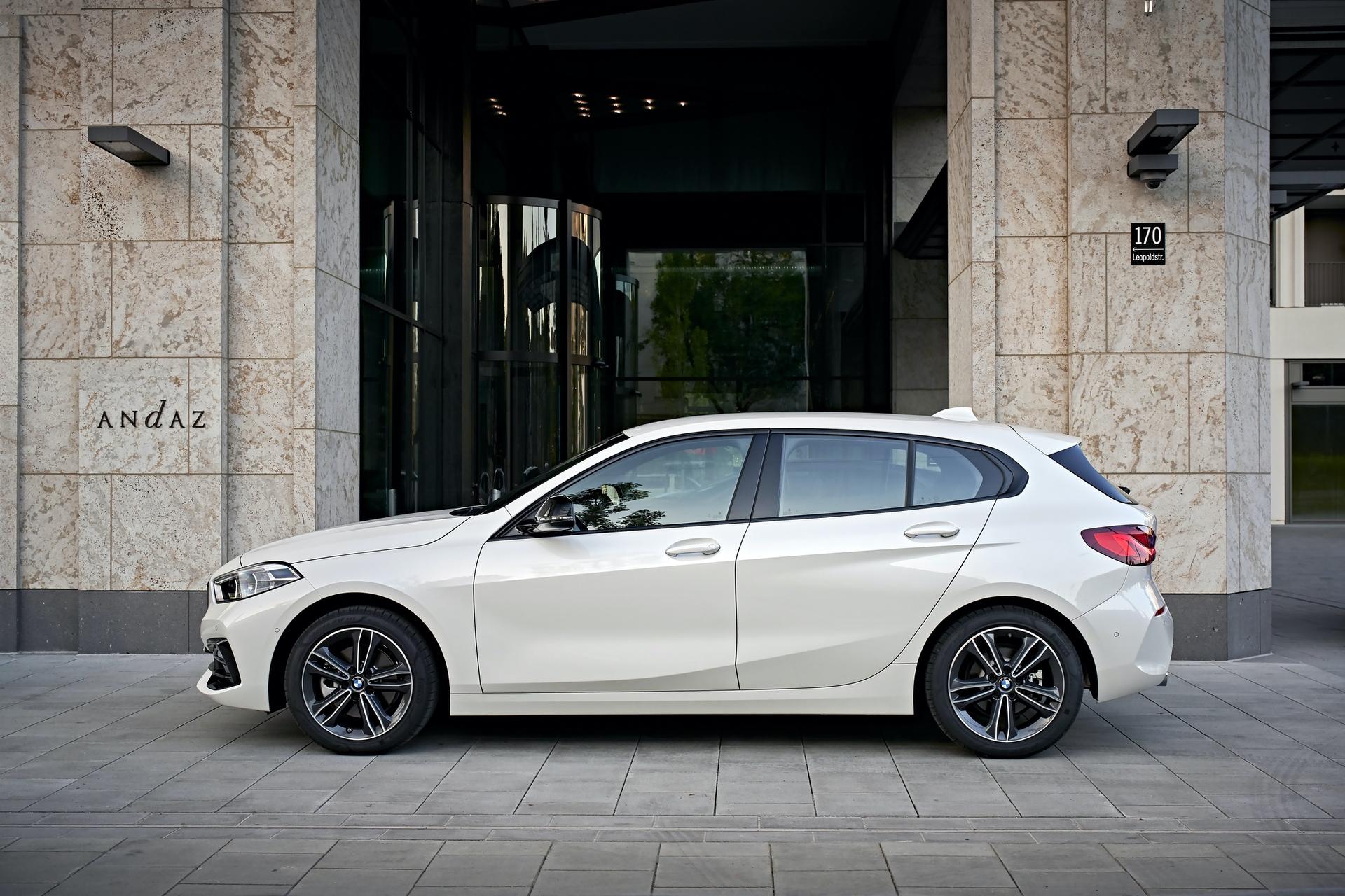 2019 BMW 118d xDrive test drive 38
