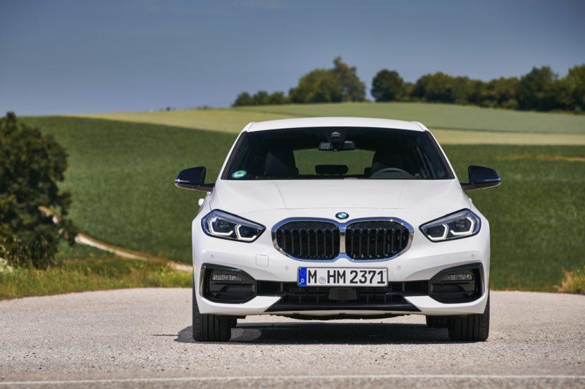 2019 BMW 118d xDrive test drive 41 830x553