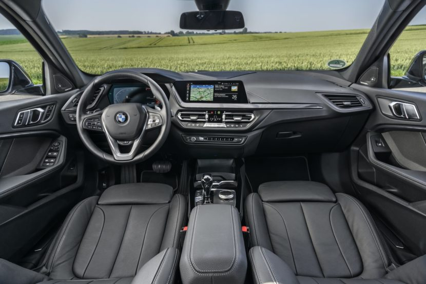 2019 BMW 118d xDrive test drive 50 830x553