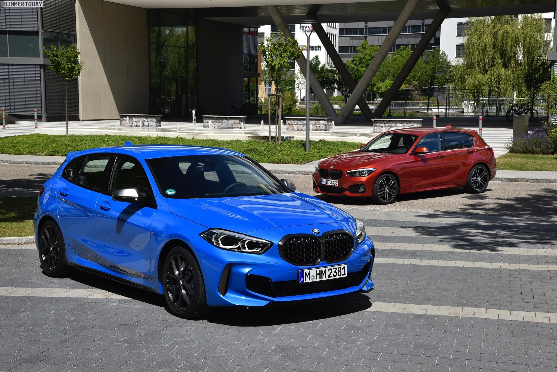 [Image: 2019-BMW-1er-F40-vs-1er-F20-M-Sport-01.jpg]