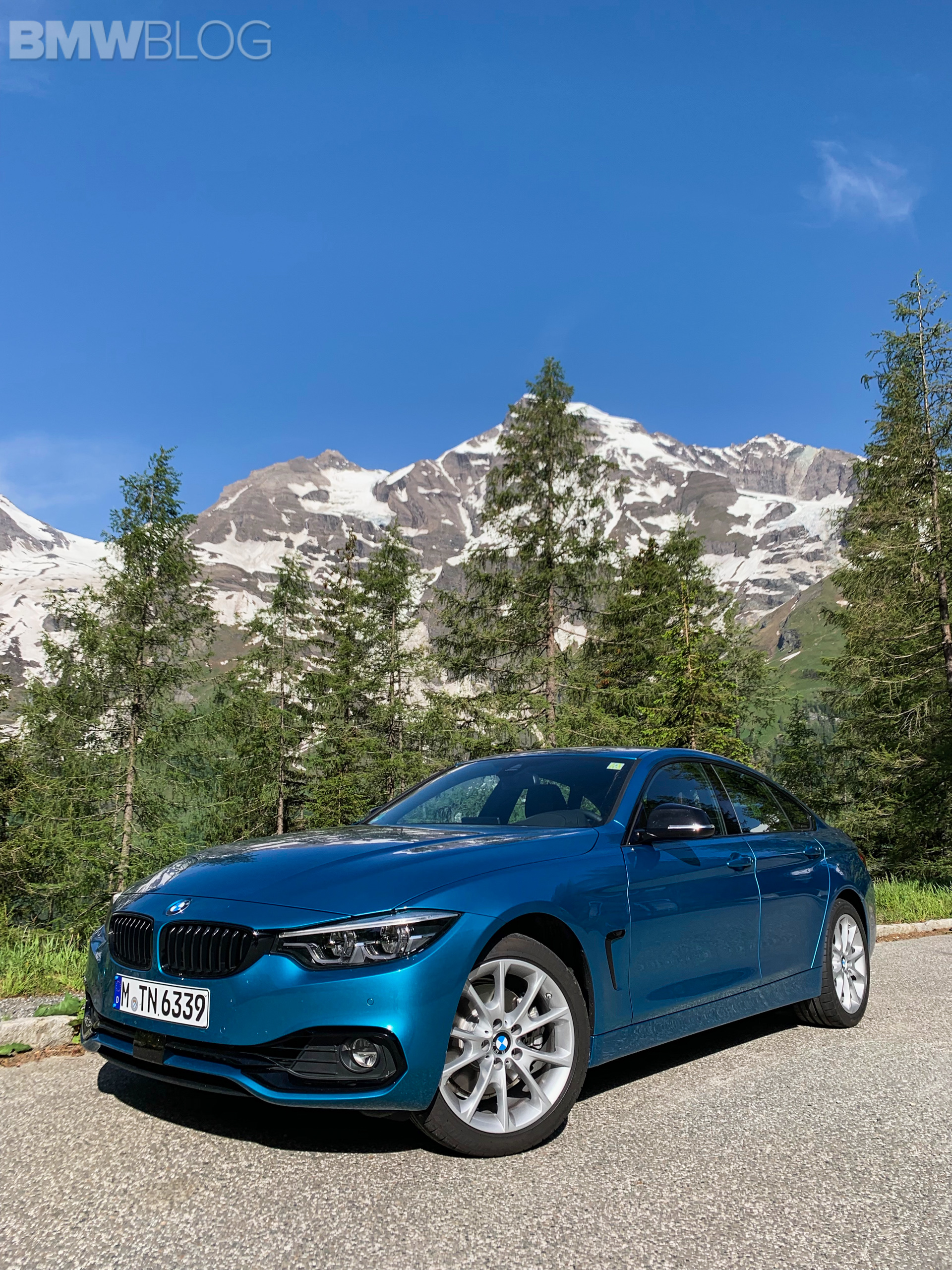 Test Drive 2019 Bmw 430d Gran Coupe A Wolf In Sheep S
