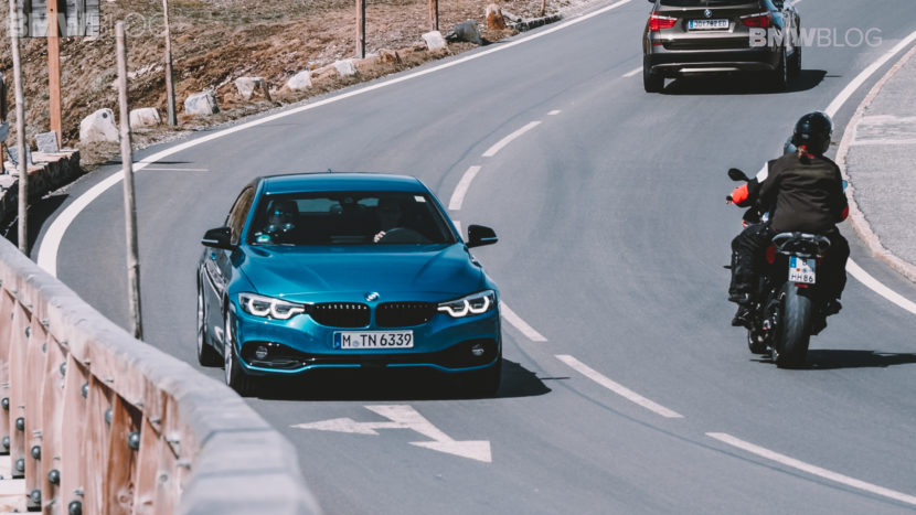 2019 BMW 430d Gran Coupe test drive 26 830x467