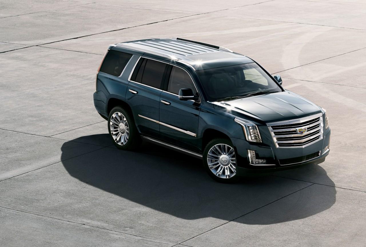 2019 Cadillac Escalade 001
