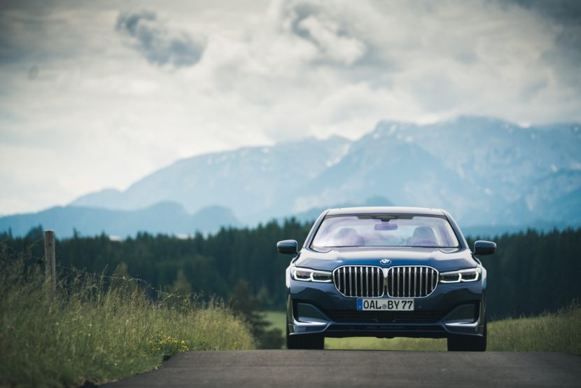 TEST DRIVE: 2020 BMW Alpina B7 xDrive - The Über Luxurious