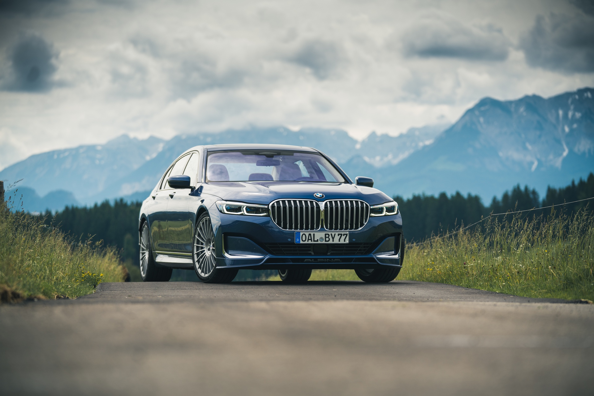 ALPINA Boss doesn't like the idea of increased top-speed limiters