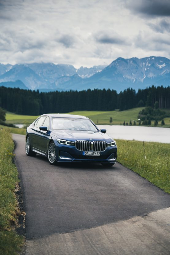 2020 ALPINA B7 xDrive test drive 55 554x830