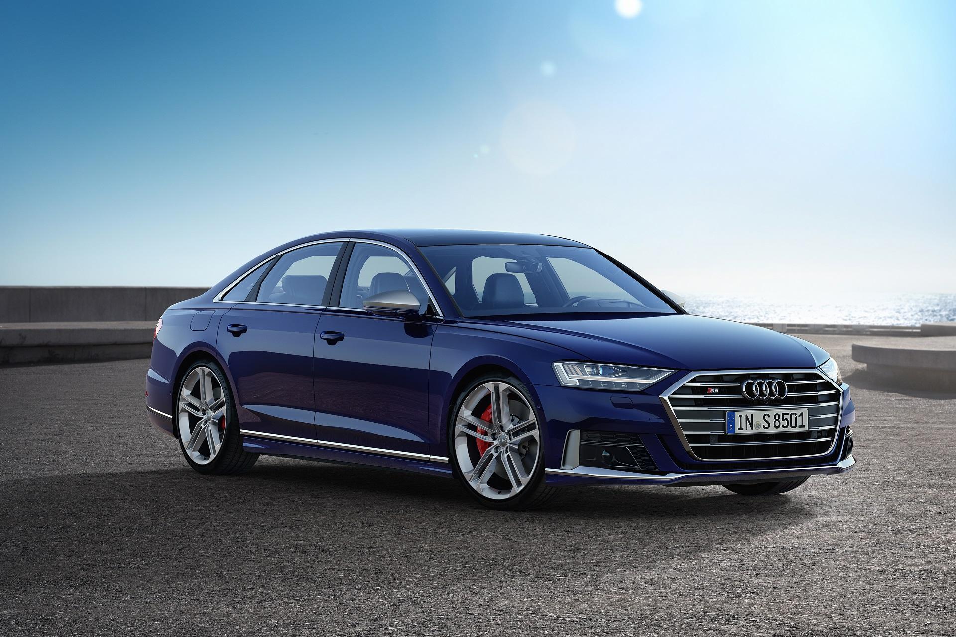 2020 Audi S8 1