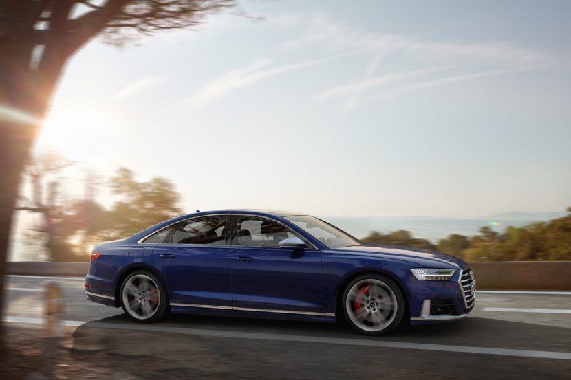 2020 Audi S8 3 830x553
