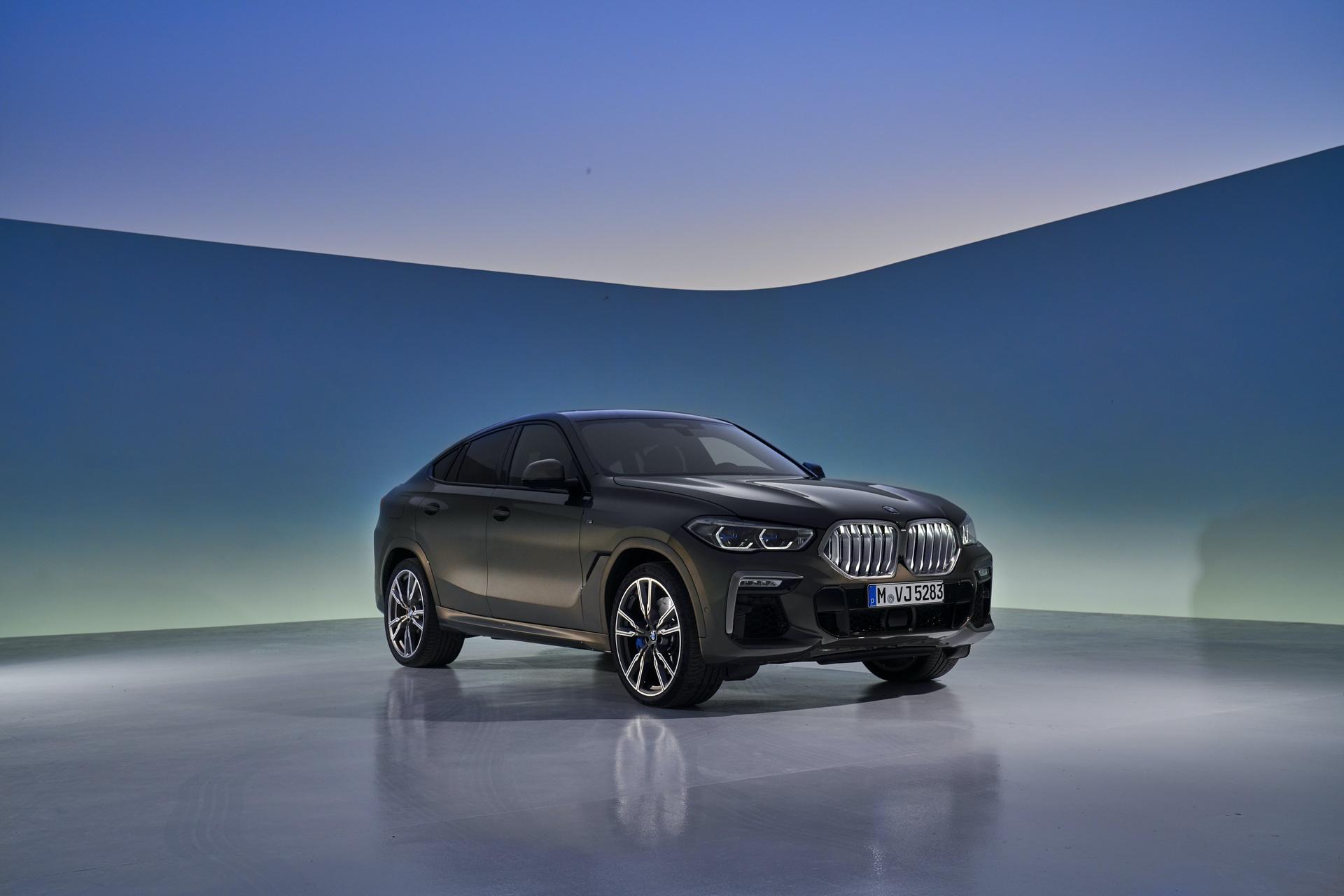 2020 BMW X6 exterior design 05