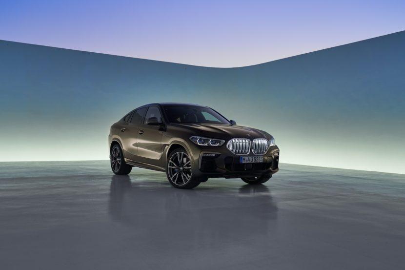 2020 BMW X6 exterior design 06 830x553