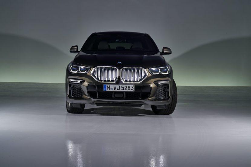 2020 BMW X6 exterior design 07 830x553